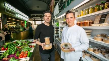 Sergio Herman en Syrco Bakker openen pop-up op het Zuid