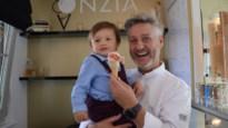 """Carrièreswitch voor zanger-acteur Patrick Onzia: """"Door coronacrisis stap naar eigen ijssalon gezet"""""""