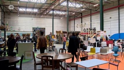 """Nieuwe kringwinkel opent de deuren: """"Focus op meubelen"""""""