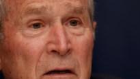 Oud-president Bush en presidentskandidaat Romney stemmen niet voor Trump