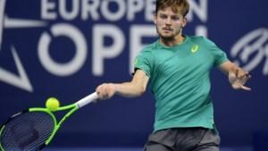 Goffin opent Ultimate Tennis Showdown volgende week zaterdag tegen Australiër Popyrin