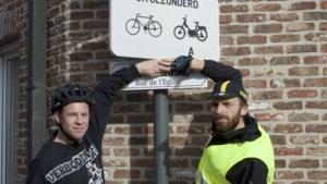 Gerard en Stef verzinnen eigenzinnige fietstochten: van Dorst naar Lessen