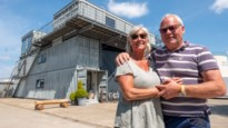 """Jan en Katleen wonen in containers: """"Het is alsof we voortdurend met vakantie zijn"""""""