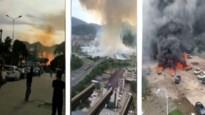 Doden en gewonden bij ontploffing tankwagen in China