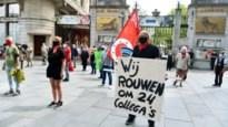 """Verzorgers Zoo houden actie en eisen overleg: """"We sluiten een staking niet uit"""""""