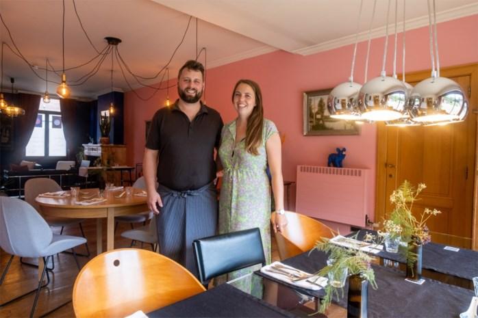 """Florian en Anneli openen huiskamer-restaurant zonder verspilling: """"Van snuit tot staart, we gebruiken het allemaal"""""""