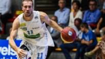 """Antwerpenaar Senne Geukens (37) wordt oudste Belg op topniveau: """"Ik wil zeker tot mijn 45ste blijven basketten"""""""