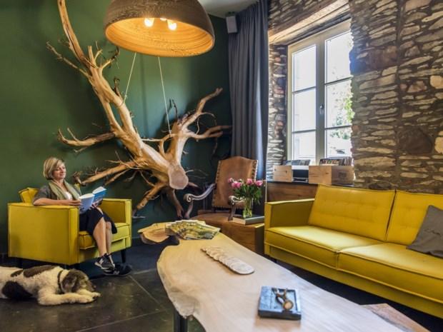 Kempens koppel baat vakantiehuis met hotelservice uit in Saint-Hubert