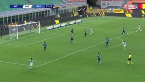 Romelu Lukaku scoort opnieuw, maar na enorme misser bij Inter en nederlaag Lazio is Juventus weer op weg naar titel