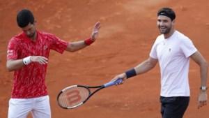 """Vader en coach van Djokovic halen na kritiek zelf hard uit naar Dimitrov: """"Hij heeft de tennisfamilie grote schade berokkend"""""""