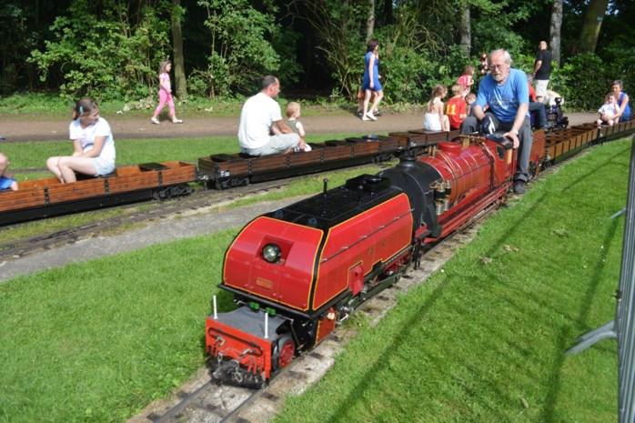 4 juli is D-Day voor Turnhoutse stoomtreintjes