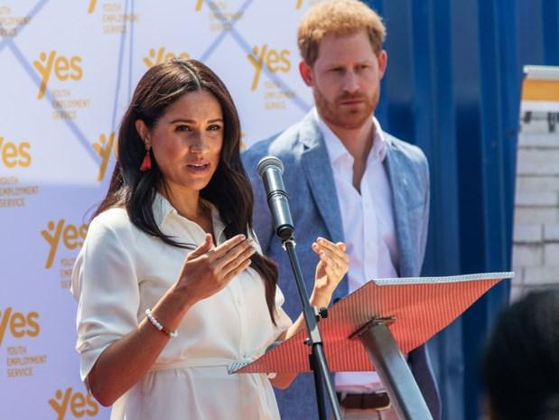 Nieuwe tegenslag voor prins Harry en Meghan Markle