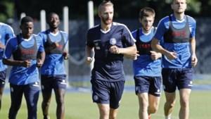 """AA Gent traint voor het eerst in groep: """"Kunnen we de voorzitter de titel schenken, dan maken we zijn droom waar"""""""