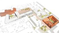 AZ Nikolaas bouwt nieuwe polikliniek van 3 miljoen euro in Temse