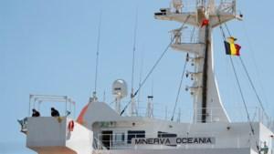 Loods die op besmet schip in Antwerpse haven is geweest, test positief op corona
