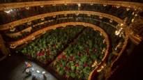Opera in 't groen: staande ovatie van 2.292 planten