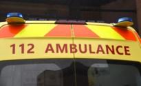 Voetgangster (15) gewond na aanrijding