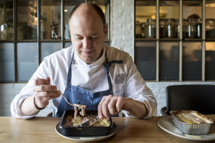 Vlaamse sterrenchef opent restaurant naast Grotten van Han