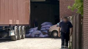 Ongeval in Nederland leidt speurders naar karrenvracht coke: containers gevolgd vanuit Antwerpse haven tot in Limburgse loods