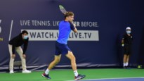David Goffin verliest ook van Matteo Berrettini tijdens Ultimate Tennis Showdown