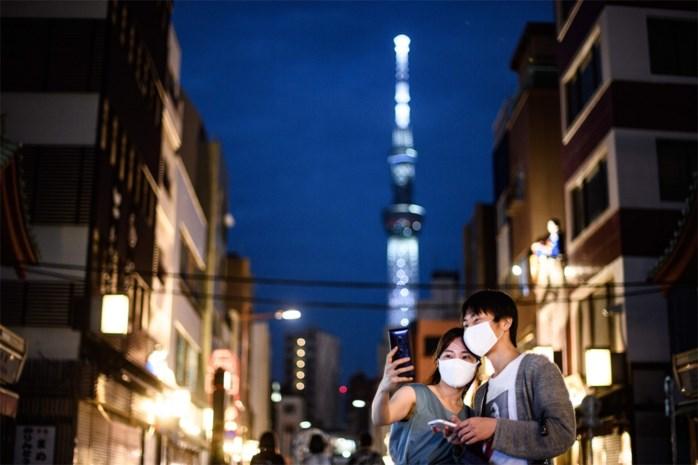 Meer dan de helft van de inwoners van Tokio is tegen organisatie Spelen in 2021