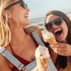 Champagne-ijs van Piper-Heidsieck verkrijgbaar in deze twee ijssalons in ons land