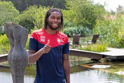 """Gouden Stier Mbokani is na contractverlenging bij Antwerp hongeriger dan ooit: """"Onder Leko zal ik nóg vaker scoren"""""""