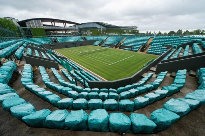 Wimbledon is volgend jaar niet meer verzekerd tegen pandemie