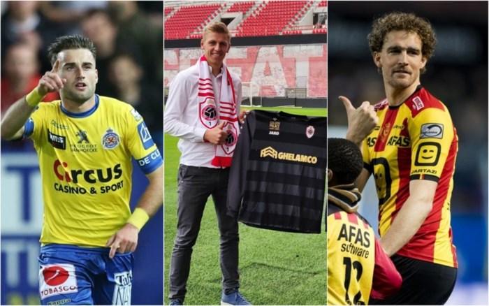 OVERZICHT. Volg hier alle transfers van de Antwerpse clubs