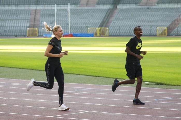 Sprintster Hanne Claes moet opnieuw onder het mes