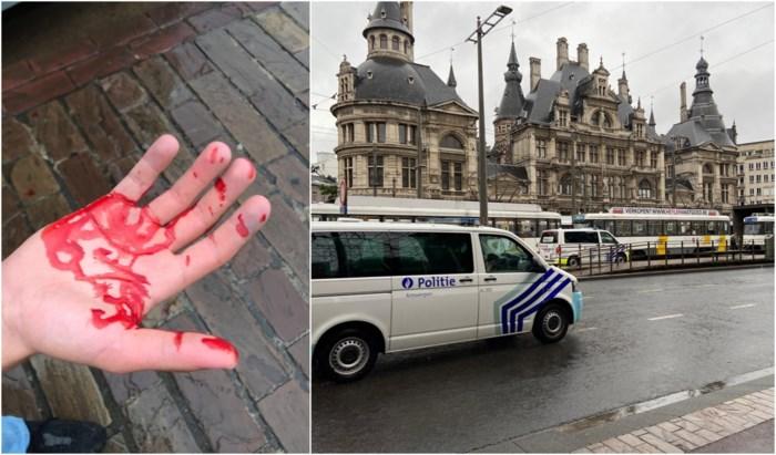 16-jarige loopt snijwonden op na discussie over mondmasker op tram