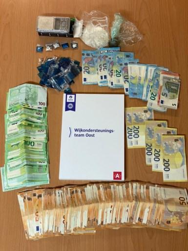 30.000 euro in beslag genomen na huiszoeking bij dealer