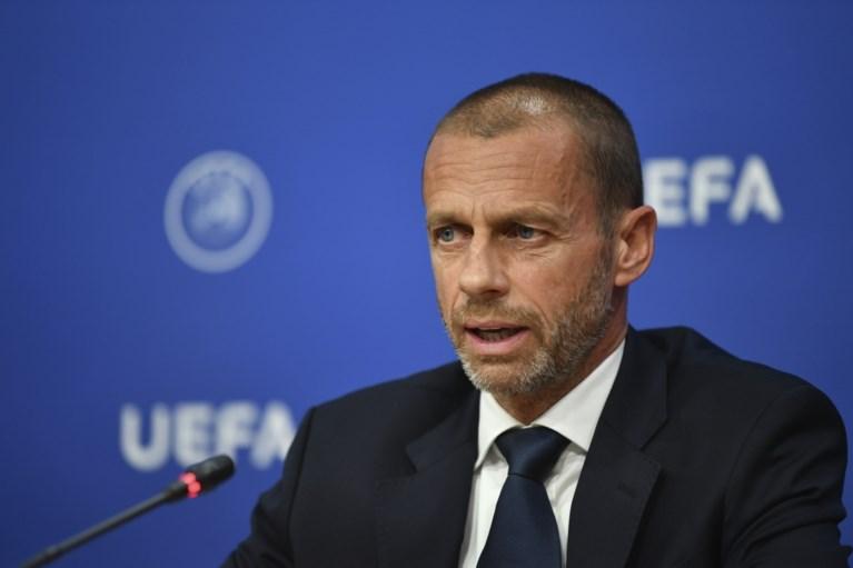 """Nieuwe lockdown in Lissabon, maar UEFA heeft geen plan B voor apotheose Champions League: """"Volgen de situatie op"""""""