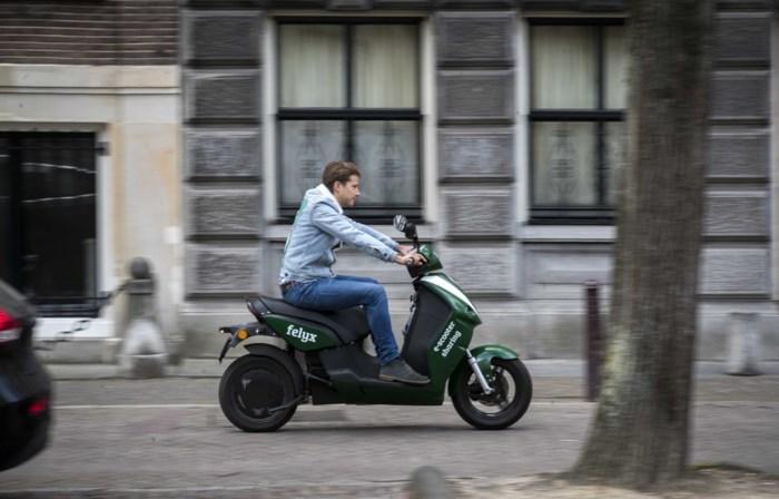Felyx komt naar Antwerpen: al derde aanbieder van deelscooters