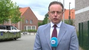 """Bart De Wever reageert op verkeersinfarct in Antwerpen: """"Een nieuwe stad wordt in pijn geboren"""""""