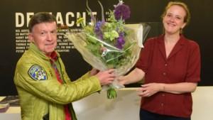 De Warande zet eerste bezoeker na drie maanden in de bloemetjes