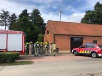 Afvalverbranding laat brandweer uitrukken