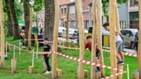 """Omstreden speelplein in Meetjeslandstraat weer open: """"Tweede keer, goede keer"""""""