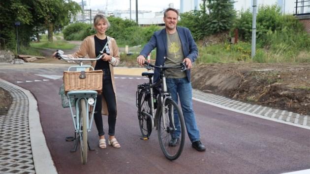 Eerste stuk van fietsostrade richting Kapelle-op-den-Bos en Willebroek is bijna klaar