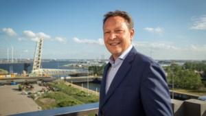 """Nieuwe baas haven van Zeebrugge: """"Samen met Antwerpen deur tot Europa worden"""""""