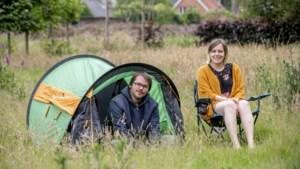 5x logeren in de tuin bij Kempenaars
