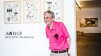 De man die zowel horrorstrips als set van 'Familie' tekende krijgt op 77ste eerste overzichtsexpositie