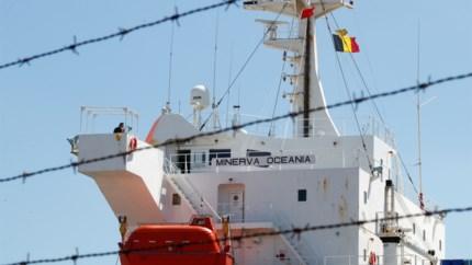 'Coronaschip' Minerva Oceania ontsmet en met nieuwe bemanning vertrokken uit Antwerpse haven