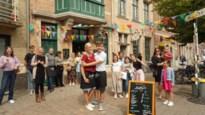 Tom en Loes openen pop-up-ijsbar 'Marktje 7' in pand van 116 jaar oud