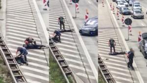 Spectaculaire arrestatie op Antwerpse Ring na wilde achtervolging