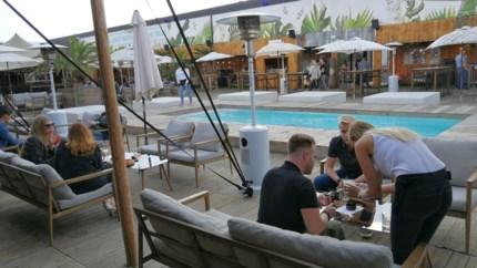 Baobab Beach Terras is open en kan 750 mensen ontvangen