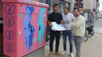 Alle streetart in de stad ontdekken? Dat kan gemakkelijk met nieuwe kaart