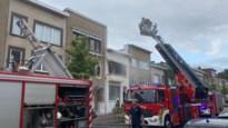 Schade aan rijhuis in Borgerhout door brand, geen gewonden