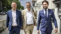 'Drie koningen' strijken plooien glad en gaan verder met regeringsvorming: Bouchez belooft abortus niet in Kamer te bespreken