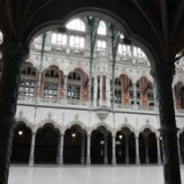Antwerpse Handelsbeurs is deze zomer vrij te bezoeken
